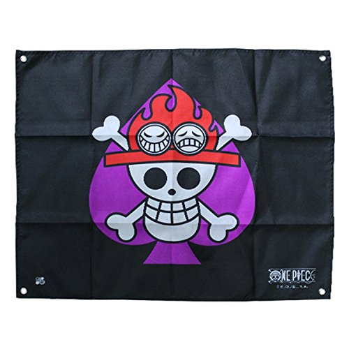 ABYstyle - ONE PIECE - Flagge - Ace (50x60)