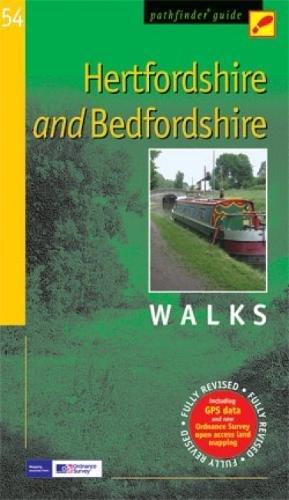 PF (54) Hertfordshire & Bedfordshire: Walks (Pathfinder Guide)