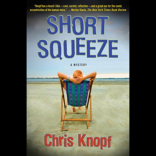 Short Squeeze audiobook cover art
