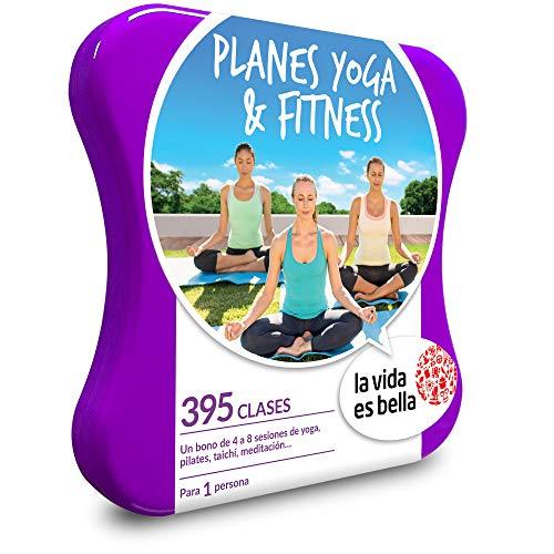 Smartbox La Vida es Bella 2018 Planes Yoga & Fitness - Sinopsis y Precio