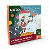 Yoto 'The Christmas Collection' – Kids Audio Story Cards for Yoto Player Children's Speaker | Including The Snowman, Mog Christmasand More | 5 Story Cards