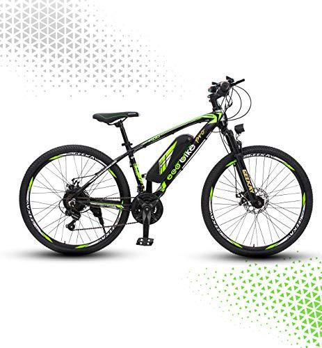 Geekay Ecobike Electric bike Gear Cycle Green 27.5' wheel mountain...