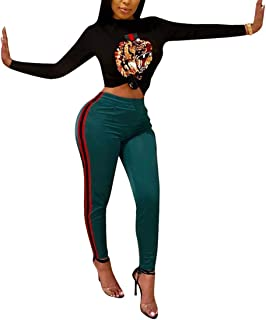 Womens Casual 2 Piece Sports Outfit Tracksuit Shirt Top Jogger Sportswear Set Activewear Plus Size
