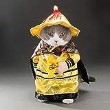 ZPFDM Ropa Divertida para Mascotas, súper Muchos Estilos Disfraces de Halloween para Perros y...