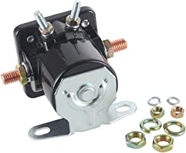 Larbi SS581T/ ALL76203 12V SW3 Heavy Duty Diesel Hot Rod Starter Solenoid Relay Used On Ford,Kawasaki,Johnson, Kubota,Perkins, Kohler,Trim Motor Applications,Mercury Motor,Evinrude,Sierra