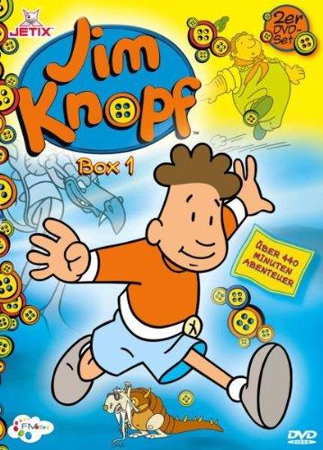 Jim Knopf Box 1 (2-DVD)