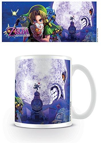 Pyramid International The Legend of Zelda - Mug Majoras Mask Moon, 320 ML