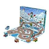 Thomas & Friends- Minis Calendario dell'Avvento con 24 Locomotive, Giocattolo per Bambini 3+Anni, GYW47