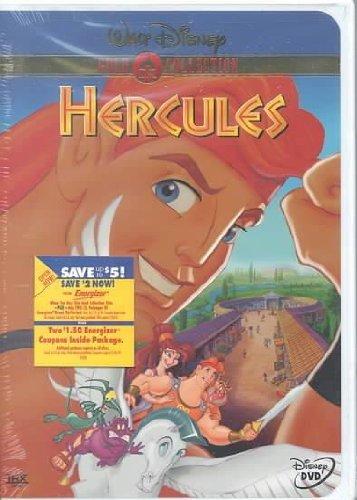 Super-D Hercules DVD [DVD]