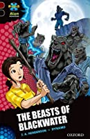 Project X Alien Adventures: Dark Red + Book Band, Oxford Level 20: The Beasts of Blackwater