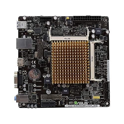 GIAO Placa Madre del Ordenador En Forma For ASUS ITX J1800-K /...