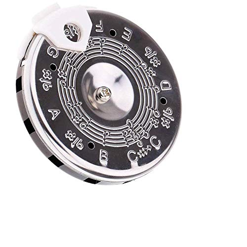 Timiy C-C Pitch Pipe 13 Tone Pitch Pipe Tuner C-C
