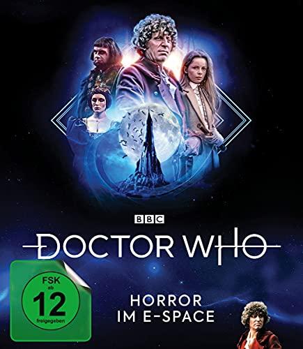 Doctor Who - Vierter Doktor - Horror im E-Space [Blu-ray]