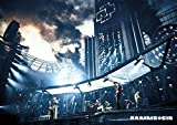 Poster Rammstein LIVE ON Stage EUROPATOUR 2019