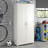SystemBuild Callahan Utility Storage - 36 Inch - White