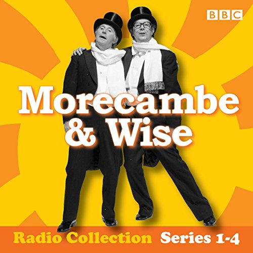 Morecambe & Wise: The Complete BBC Radio 2 Series cover art