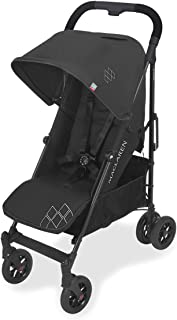Maclaren Techno Arc Stroller- For newborns up to 25kg with extendable UPF 50+/waterproof hood, multi-position seat and 4-w...