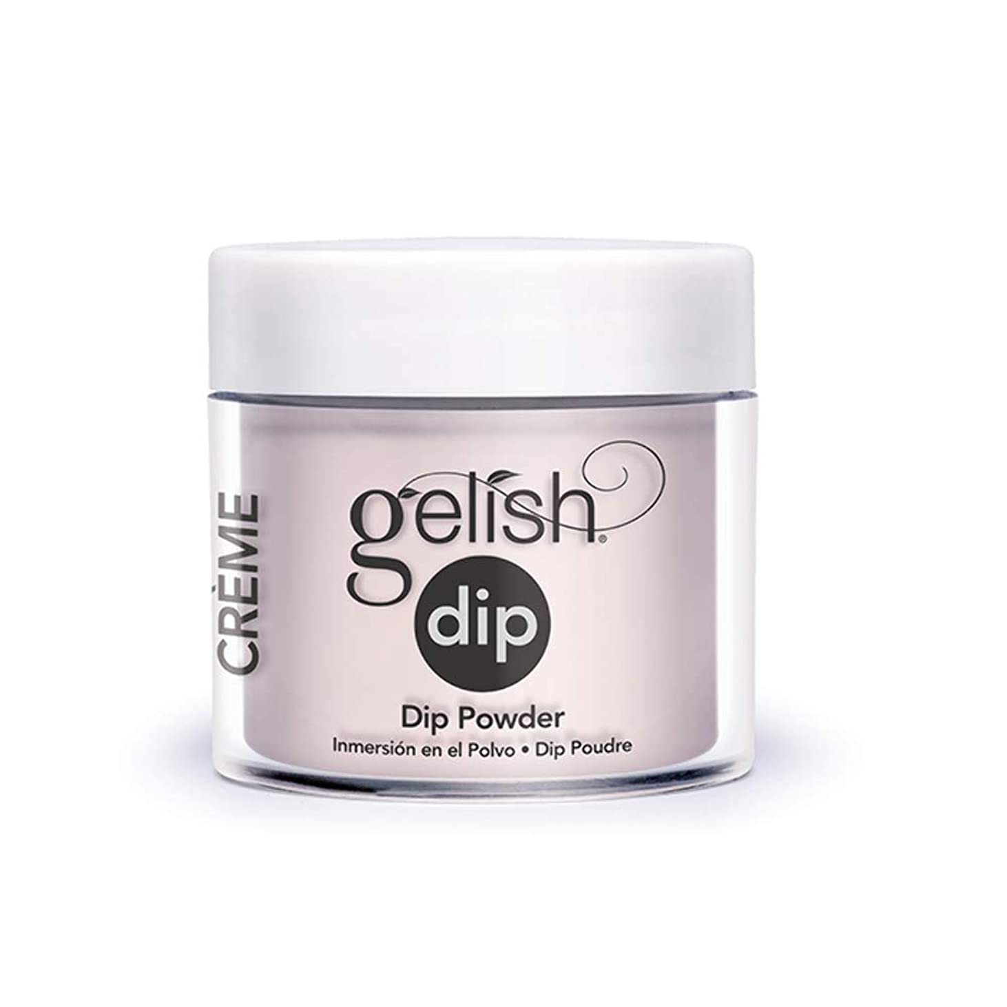 こっそりうまであることHarmony Gelish - Acrylic Dip Powder - Simply Irresistible - 23g / 0.8oz