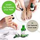 Toenail Fungus Treatment - Natural 2-Step Topical Anti-Fungal Solution with Oregano and Tea Tree Oil - Removes Yellow from Infected Finger & Toe Nails #3