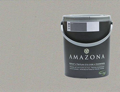 Amazona Kreidefarbe Olivgrau 0,75 l
