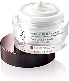 LA FAON Vitalizing Shaping Cream, Hydrating Face Moisturizer For all Skin Types, Lightweight None-Oily, Concentrated Anti-...