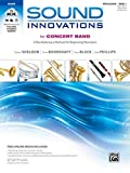 Sound Innovations for Concert Band, Bk 1: A Revolutionary Method for Beginning Musicians (...
