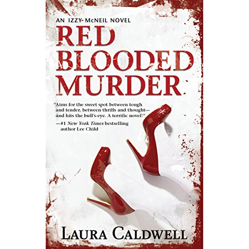 Red Blooded Murder audiobook cover art
