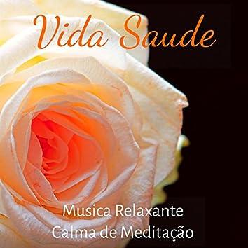 Vida Saude - Musica Relaxante Calma de Meditação para Sono Reparador Cura Vibracional e Manter A Calma com Sons Naturais Instrumentais New Age