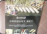 Sportcraft 6 Player Croquet Set
