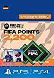FIFA 22 Ultimate Team - 2200 FIFA Points | PS4/PS5 - Download Code - deutsches Konto