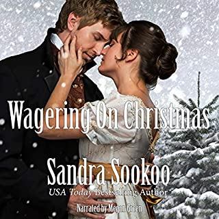 Wagering on Christmas cover art