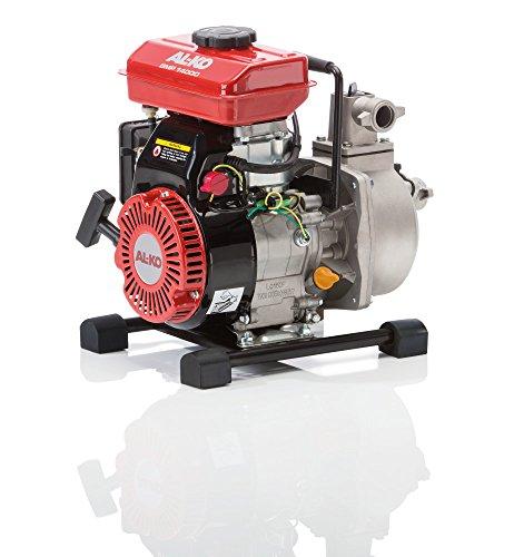 AL-KO Benzinwasserpumpe BMP 14000, 1.2 kW Motorleistung, 14.000 l/h max. Förderleistung, Stromunabhängig Wasser pumpen