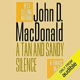 A Tan and Sandy Silence audiobook cover art