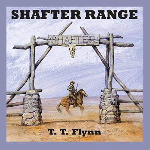 Shafter Range cover art
