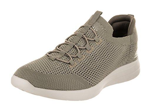 Skechers Men's Studio Comfort Taupe Ankle-High Fabric Walking Shoe - 8M