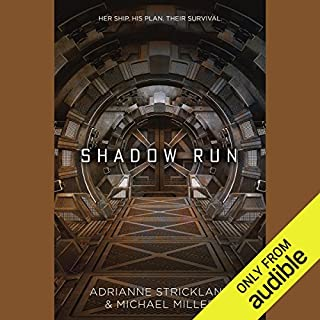 Shadow Run audiobook cover art