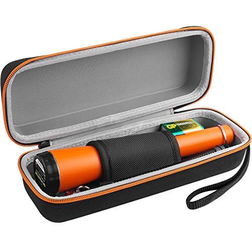 Metalldetektoren Tasche - Tragbar Metallsuchgerät Box Case für EXTSUD/Delicacy/Homealexa/SUNPOW Metall Pointer IP66 wasserdichter Pinpointer