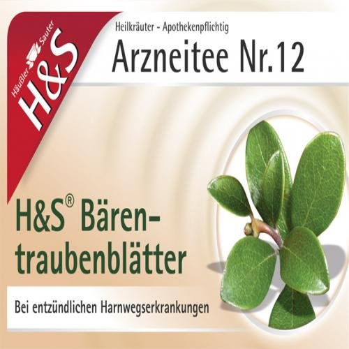 H&S BAERENTRAUBENTEE 20St 2286029