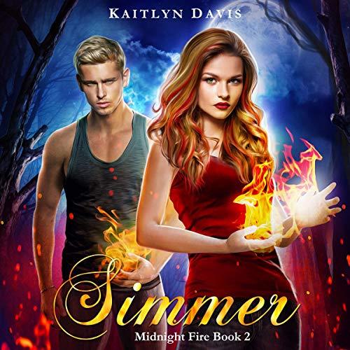 Simmer audiobook cover art