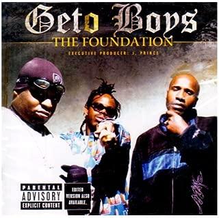 Foundation by Geto Boys (2005) Audio CD