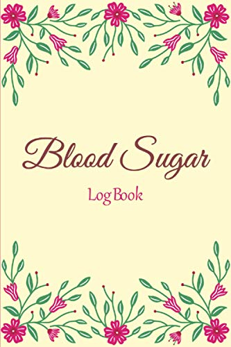 Blood Sugar Log Book: Weekly Blood Glucose | Diabetes Log Book | 4 Time Before-After (Breakfast, Lunch, Dinner, Bedtime) 2 Year | Diary Log Book