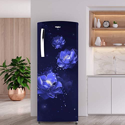 Whirlpool 215 L 5 Star Inverter Direct-Cool Single Door Refrigerator (230 IMPRO PRM 5S INV, Sapphire Abyss)