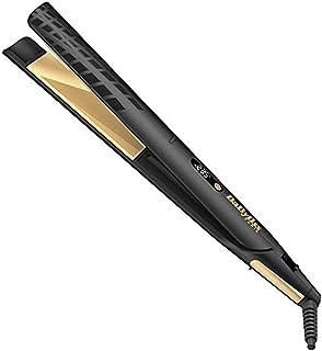 مكواة فرد الشعر سيراميك ذهبي ST430E من بيبي ليس، 35 ملم، شاشة LCD 235C - اسود