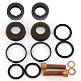 Hypro 5300 Series Piston Pump Leather Cup and Guide Repair Kit - 3430-0008...