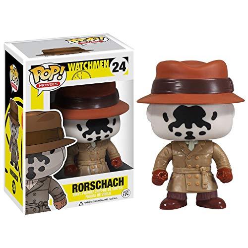 KYYT Funko Watchman #24 Rorschach Pop! Chibi