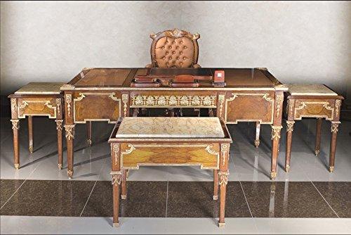 LouisXV Barocco scrivania Stile Antico mosr 938so