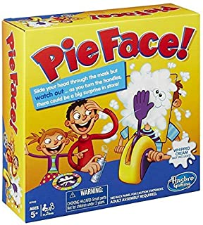 Pie Face Cream Party Game Toy