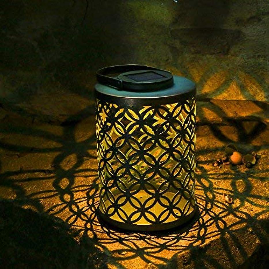 プランター戸惑う抵抗するTomshine ソーラーライト led ランタン ランプ 复古スタイル 防水 無線 防犯 ガーデン テラス ベランダ 車道 歩道 屋外 屋内 照明用 (古代コイン形)