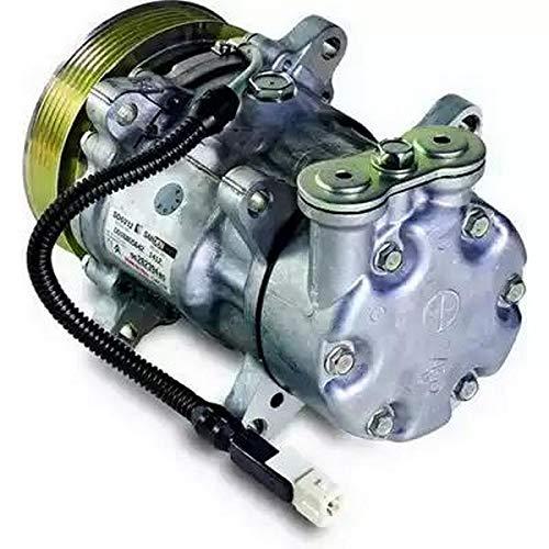 Airconditioning 9145374924437 EcommerceParts voor fabrikant: Genuine, compressor-ID: 6V12, riemschijf Ø: 119 mm, aantal vleugels: 6, spanning: 12 V #bl