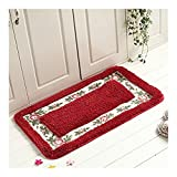 Cuarto de baño estera felpudo alfombra de baño alfombra de...